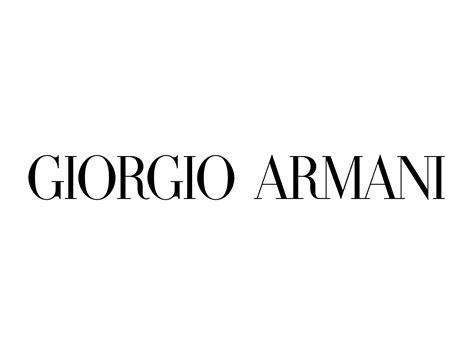 Giorgio Armani Logo Wordmark