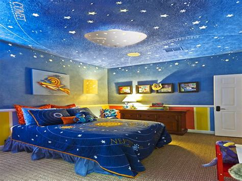 kids bedroom decor ideas 8 children s lighting outer space themed bedrooms space