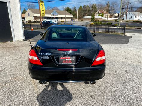 Cargurus analyzes over 4 million cars daily. Used 2007 Mercedes-Benz SLK 2dr Roadster SLK 350 for Sale in Blackwood NJ 08012 Auto Addictions