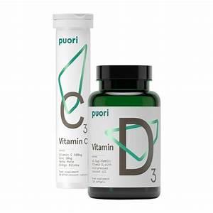 Vitamin D Spiegel Berechnen : puori immun set vitamin c vitamin d und zink bei nu3 ~ Themetempest.com Abrechnung