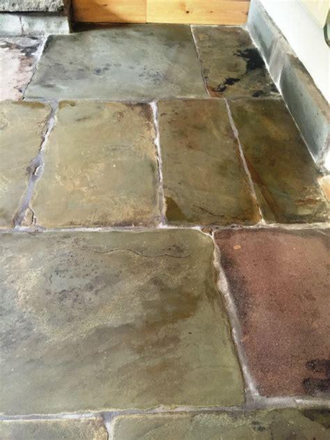 stone cleaning  polishing tips  sandstone floors