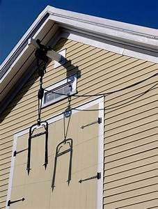 hay hoist barn google search hardware pinterest With barn hoist system