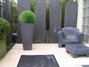 Objet Deco Exterieur : deco design exterieur objet de decoration pour jardin djunails ~ Carolinahurricanesstore.com Idées de Décoration