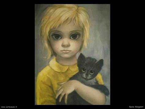 keane margaret pittrice biografia foto opere settemuseit