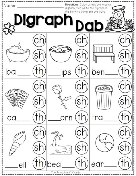 st s day math and literacy no prep freebie in