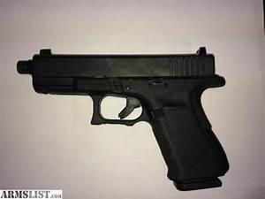 ARMSLIST - For Sale: Glock 19 gen 4 threaded suppressor sights