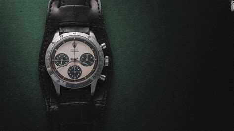 paul newman rolex daytona buyer most expensive wristwatch ever auctioned just fetched 17