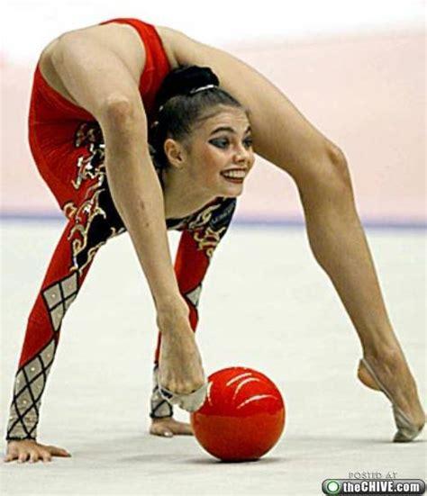 Alina Kabaevas Feet