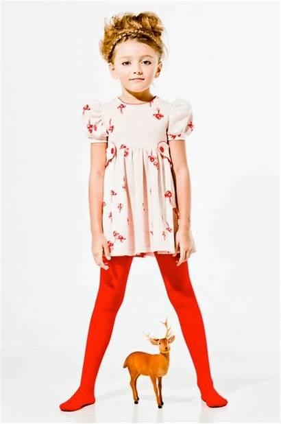 Tights Children Kid Mini Miss Modeling Leggings