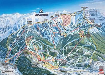 Telluride Trail Map Mountain Ski Colorado Maps
