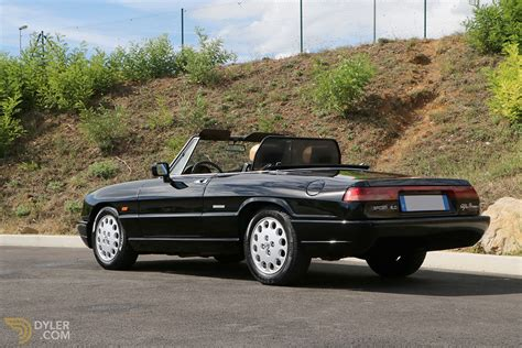 1991 Alfa Romeo Spider For Sale by Classic 1991 Alfa Romeo Spider For Sale Dyler