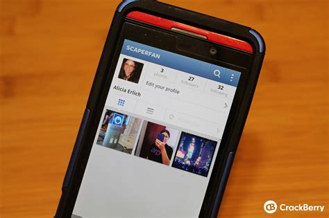 igrann a featured instagram client coming soon for blackberry 10 crackberry