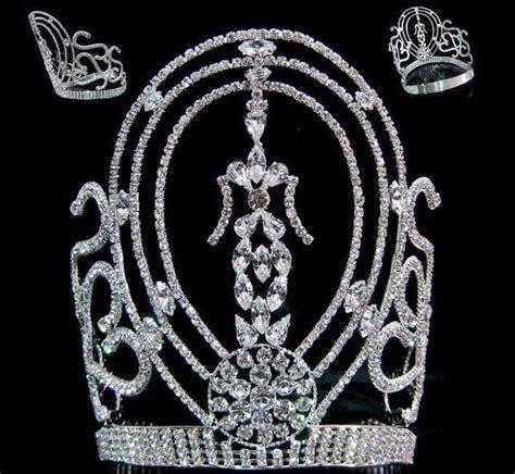 Miss Beauty Pageant Rhinestone Crown – CrownDesigners