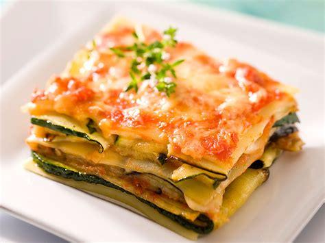 recette de cuisine sans four lasagnes végétariennes facile et pas cher recette sur