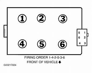 Engine Firing Order Please  Spark Plug Wiring Diagram For