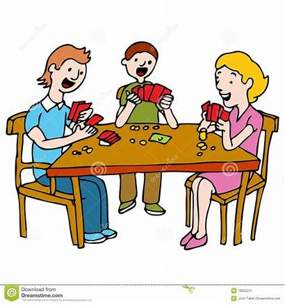 Playing Clipart Cards Card Poker Play Spelen