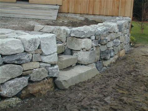 maine stonework masonry hardscaping perennial