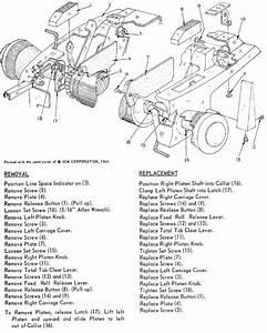 Smith Corona Standard Typewriter Repair