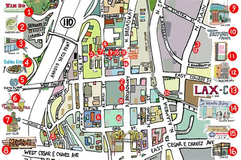 walking in the parisian chinatown hotels charm chinatown 39 s best attractions and restaurants map