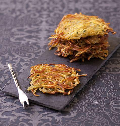 Le Cerfeuil En Cuisine - paillassons lyonnais de pommes de terre les meilleures