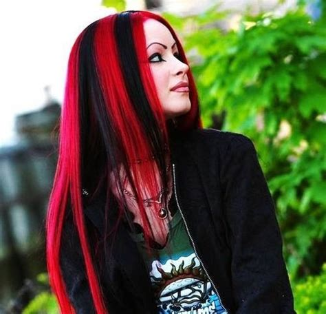 23 Best Images About Punk Rocker Hair And Make Up On