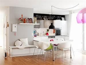 1 Zimmer Wohnung Einrichten Bilder : k chen einrichtungsideen ~ Bigdaddyawards.com Haus und Dekorationen