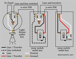 Common And Neutral Switch Wiring Diagram  Common  Free