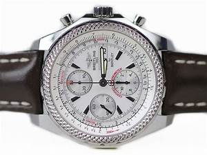 Breitling Watch - Breitling for Bentley GT A13362 used ...