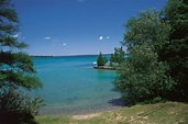 Iconic Outdoor Attraction: Torch Lake in Northern Michigan ...