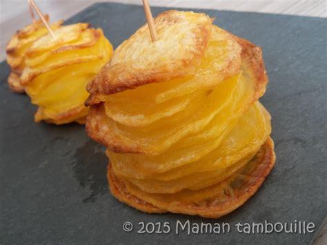 tour de pommes de terre au four maman tambouille