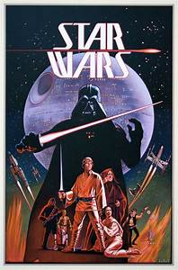 Poster Star Wars : star wars poster 1977 google search star wars star ~ Melissatoandfro.com Idées de Décoration
