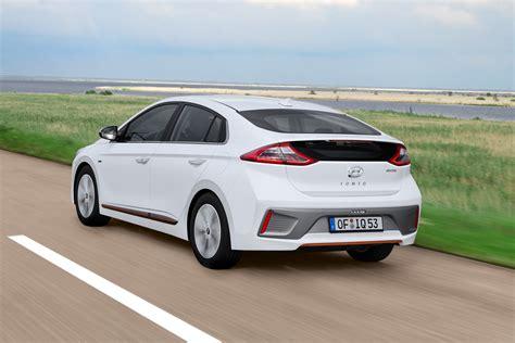 Hyundai Ioniq Ev Electric Car Review