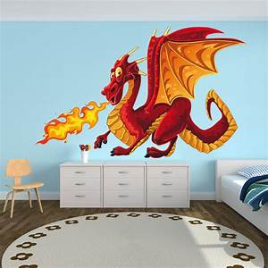 wallstickers folies dragon wall stickers With dragon wall decals