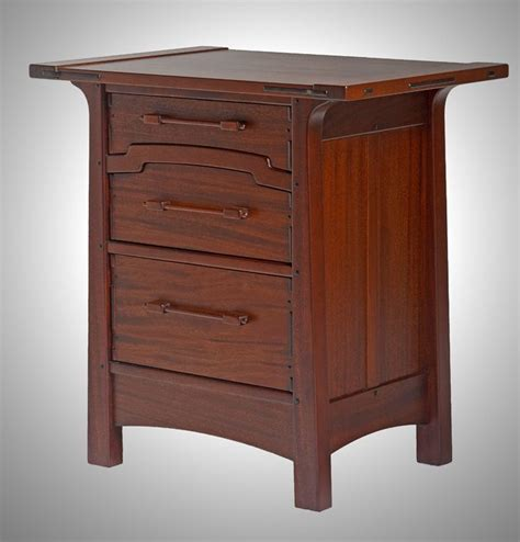 Mission Style Nightstand Plans by Free Mission Style Nightstand Plans Woodworking Projects