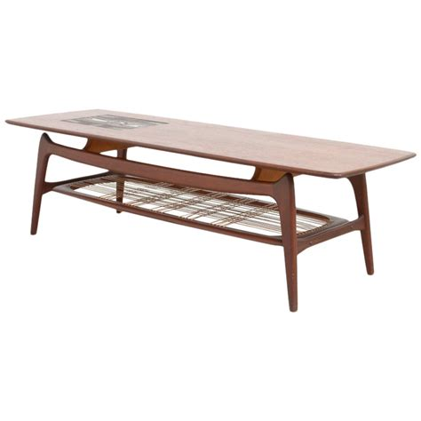 While the couch is the main protagonist of the. Organic Coffee Table by Louis Van Teeffelen for WEBE at 1stdibs