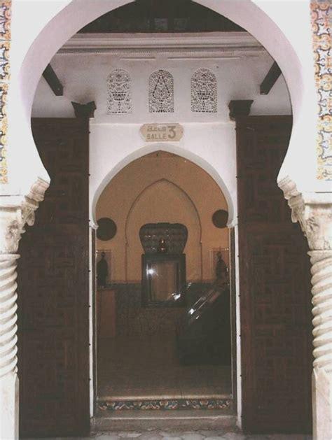 architecture de la casbah 3 porte interieur casbah d alger