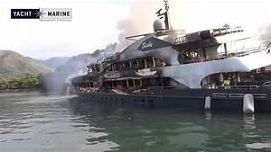 Super Yachts Barbie And The One Totally Burnt And In Risk