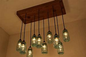 DIY Light Fixtures for the Unique and Inexpensive Light