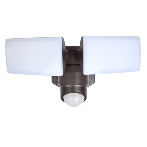 utilitech security light shop utilitech 180 degree 2 dual detection zone