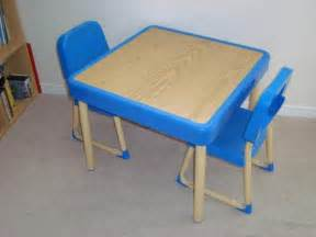 Thomas The Train Chair And Table Set by Fisher Price Table Amp Chairs Way Back When Pinterest