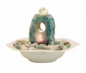 Feng Shui Deko : deko zimmerbrunnen brunnen fluorit stein feng shui wasserbrunnen neu ebay ~ Bigdaddyawards.com Haus und Dekorationen