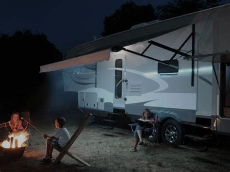 led lights for rv awning custom rv awning lights with wireless on switch