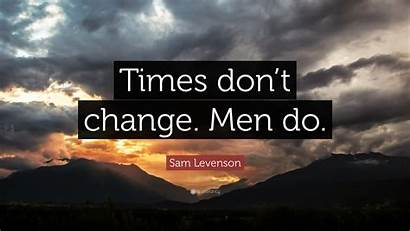 Change Levenson Sam Don Quotes Times Background
