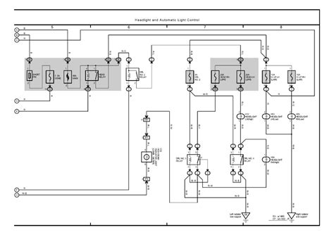 No Headlight Relay Wiring Diagram by Repair Guides Overall Electrical Wiring Diagram 2002