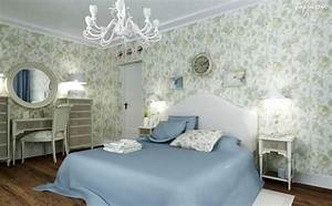 Awesome floral bedroom decoration flower themed bedroom for Modern decorating ideas for home