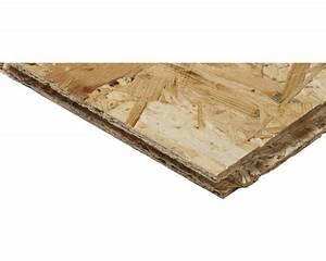 Stärke Osb Platten : osb 3 verlegeplatte ungeschliffen 12x625x2050 mm jetzt ~ Michelbontemps.com Haus und Dekorationen
