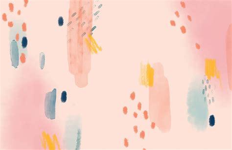 multi coloured brush stroke wallpaper mural muralswallpaper