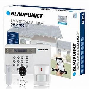 Funk Alarmanlage Test : funk alarmanlage blaupunkt sa 2700 sicherheitssystem im dezember 2019 ~ A.2002-acura-tl-radio.info Haus und Dekorationen