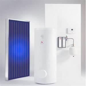 Chauffe Eau Solaire Individuel : chauffe eau solaire individuel modulaire helioconcept ~ Melissatoandfro.com Idées de Décoration