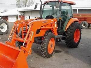 2007 Kubota Wsm M5040 M6040 M7040 Tractor Service Repair